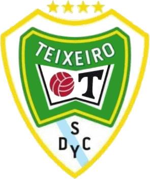 Escudo de S.D.C. TEIXEIRO (GALICIA)