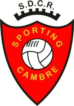 Escudo de S.D.C.R. CAMBRE (GALICIA)