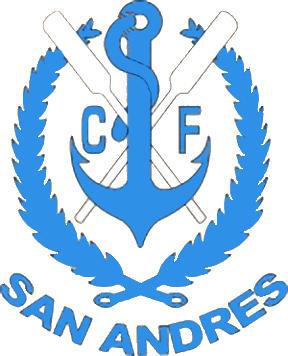 Escudo de SAN ANDRÉS C.F. (GALICIA)