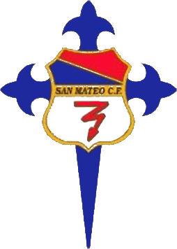 Escudo de SAN MATEO C.F. (GALIZA)