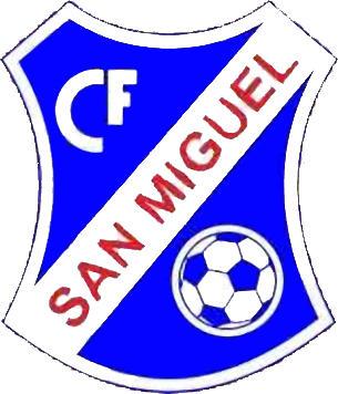 Escudo de SAN MIGUEL C.F. (GALICIA)