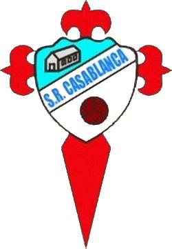 Escudo de SAN ROQUE CASABLANCA (GALICIA)