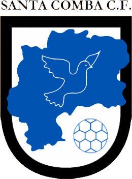 Escudo de SANTA COMBA CF (GALICIA)