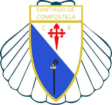 Escudo de SANTIAGO DE COMPOSTELA C.F. (GALICIA)