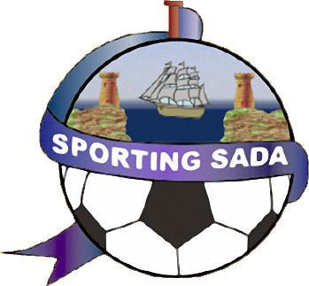 Escudo de SPORTING  SADA (GALIZA)