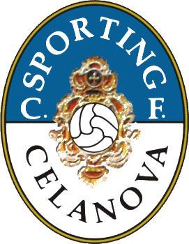 Escudo de SPORTING CELANOVA (GALICIA)