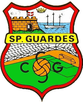 Escudo de SPORTING GUARDÉS (GALIZA)