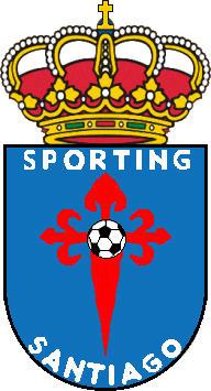 Escudo de SPORTING SANTIAGO (GALICIA)