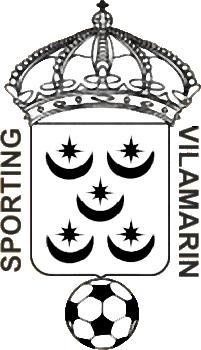 Escudo de SPORTING VILAMARÍN (GALICIA)