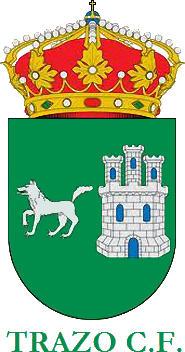 Escudo de TRAZO C.F. (GALICIA)
