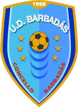 Escudo de U.D. BARBADÁS DESDE 2019 (GALICIA)