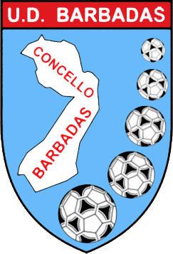 Escudo de U.D. BARBADÁS (GALICIA)