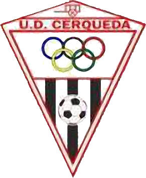 Escudo de U.D. CERQUEDA (GALICIA)