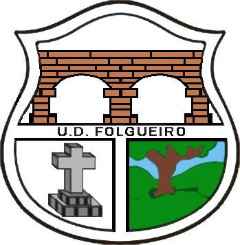 Escudo de U.D. FOLGUEIRO (GALICIA)