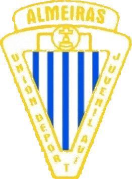 Escudo de U.D. JUVENIL ALMEIRAS (GALICIA)