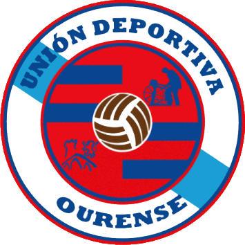 Escudo de U.D. OURENSE (GALICIA)