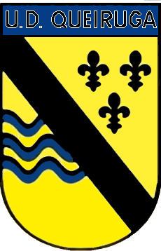 Escudo de U.D. QUEIRUGA (GALICIA)