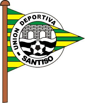 Escudo de U.D. SANTISO (GALIZA)