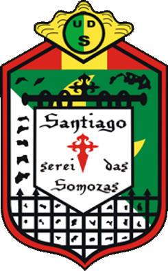 Escudo de U.D. SOMOZAS  (GALICIA)