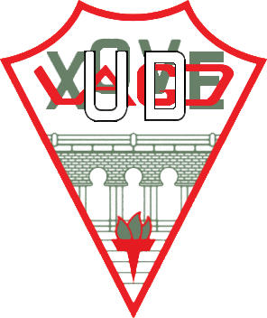 Escudo de U.D. XOVE LAGO (GALICIA)