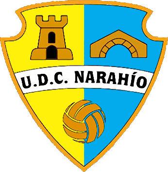 Escudo de U.D.C. NARAHÍO (GALICIA)