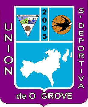Escudo de UNION O GROVE S.D. (GALICIA)