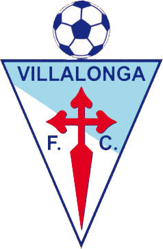 Escudo de VILLALONGA CF (GALICIA)