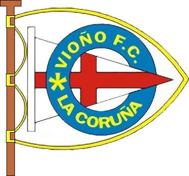 Escudo de VIOÑO F.C. (GALICIA)
