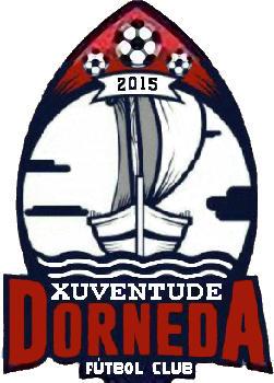 Escudo de XUVENTUDE DORNEDA C.F. (GALICIA)