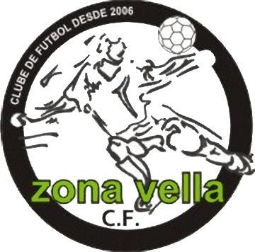Escudo de ZONA VELLA C.F. (GALICIA)