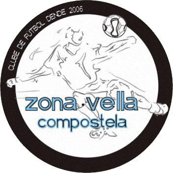 Escudo de ZONA VELLA COMPOSTELA (GALICIA)
