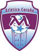 Escudo de ATLÉTICO CORUÑA MONTAÑEROS C.F.