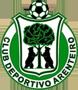 Escudo de C.D. ARENTEIRO