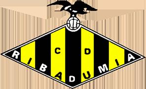 Escudo de C.D. RIBADUMIA