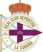 Escudo de REAL C. DEPORTIVO DE LA CORUÑA