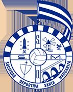 Escudo de S.D. SANTA MARGARITA