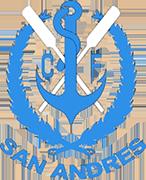 Escudo de SAN ANDRÉS C.F.