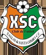 Escudo de XALLAS DE SANTA COMBA C.F