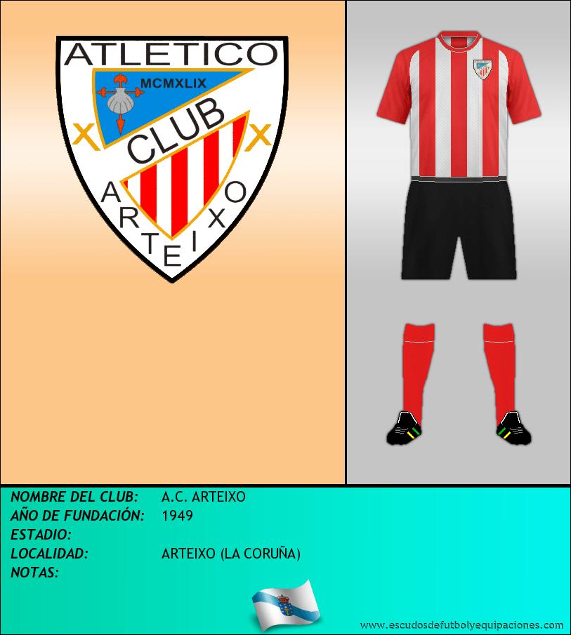 Escudo de A.C. ARTEIXO
