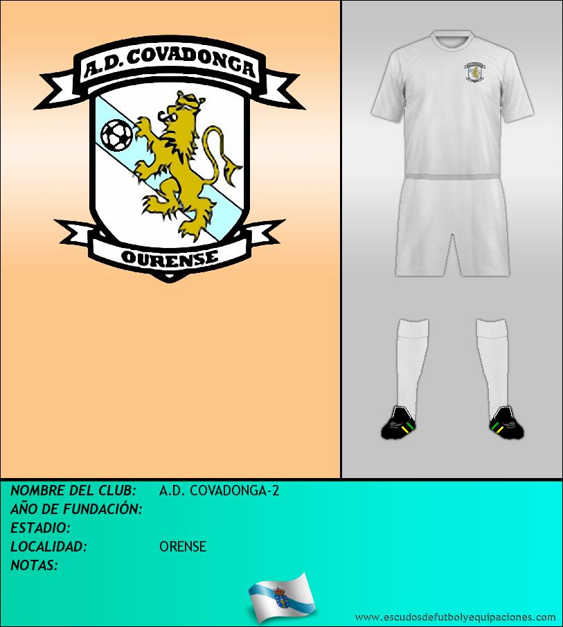 Escudo de A.D. COVADONGA-2