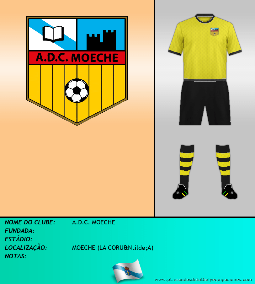 Escudo de A.D.C. MOECHE