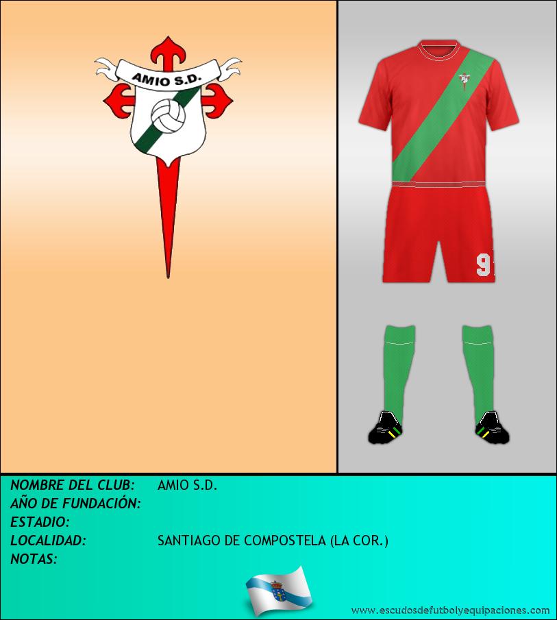 Escudo de AMIO S.D.