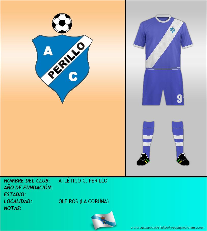 Escudo de ATLÉTICO C. PERILLO