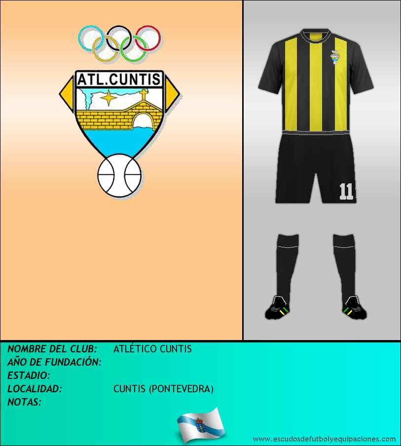 Escudo de ATLÉTICO CUNTIS