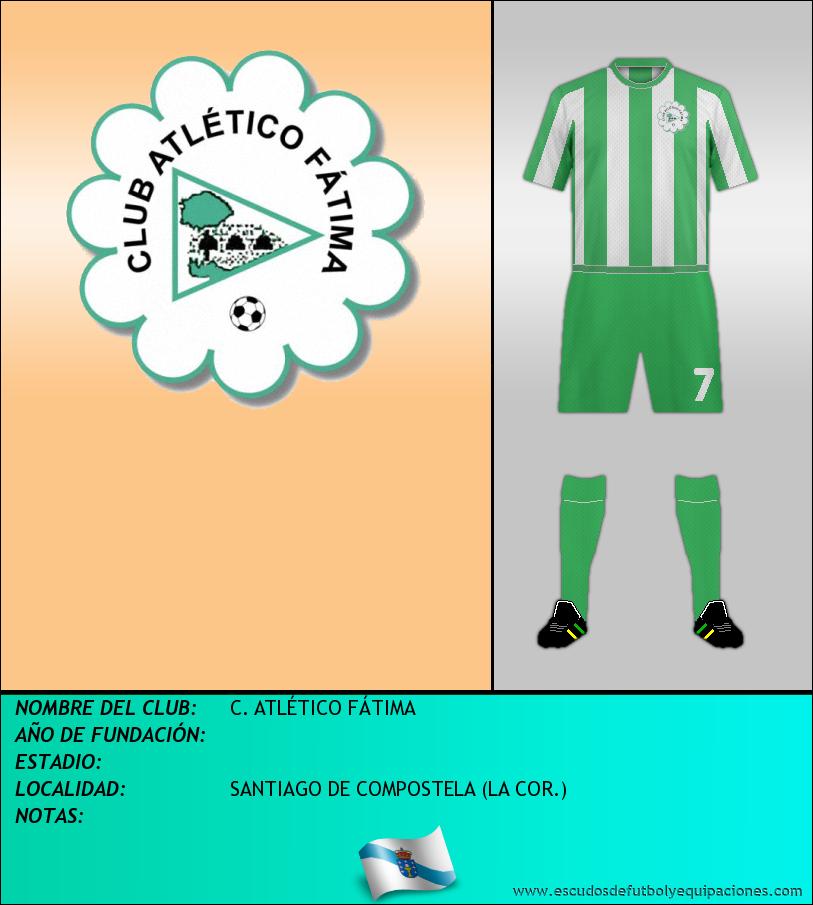 Escudo de C. ATLÉTICO FÁTIMA