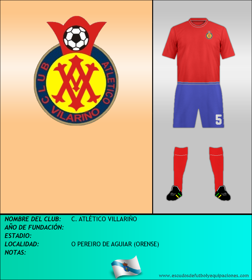 Escudo de C. ATLÉTICO VILLARIÑO