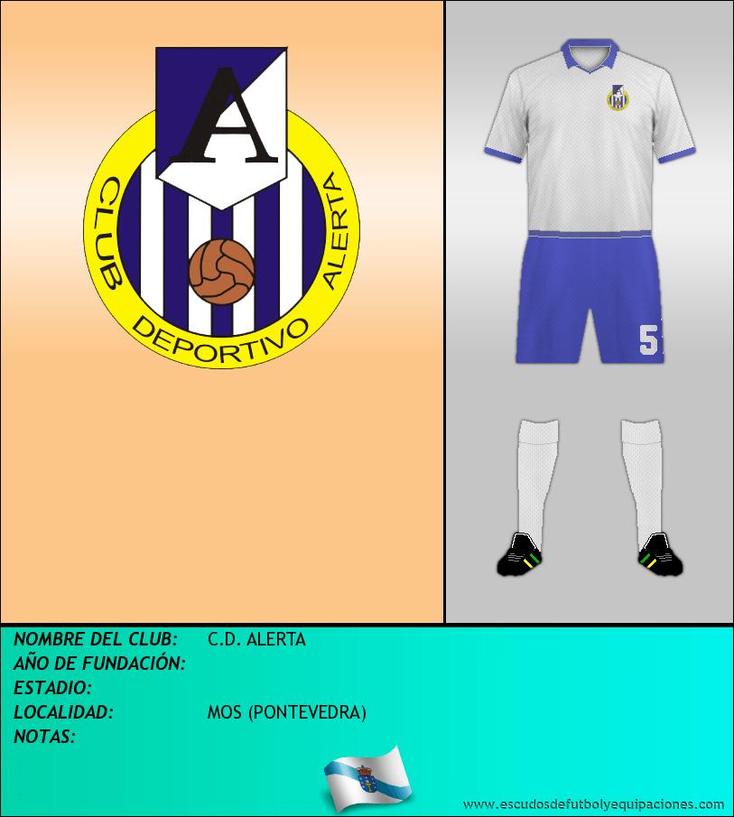 Escudo de C.D. ALERTA