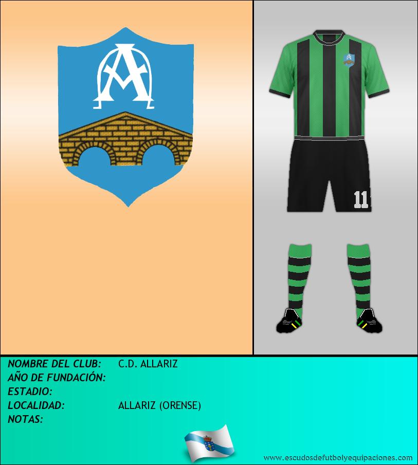 Escudo de C.D. ALLARIZ