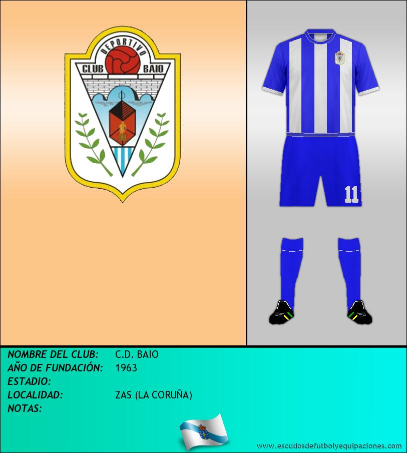 Escudo de C.D. BAIO