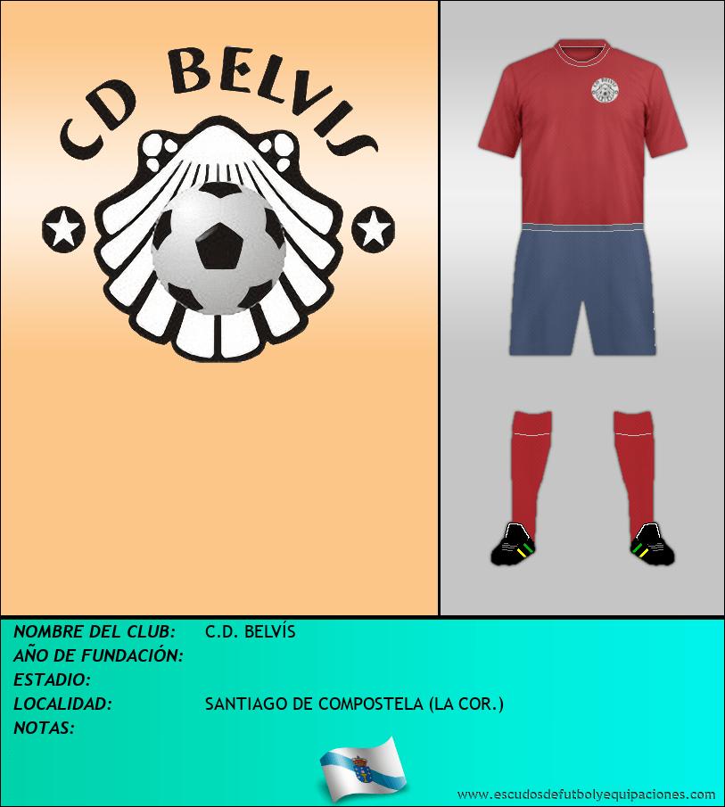 Escudo de C.D. BELVÍS